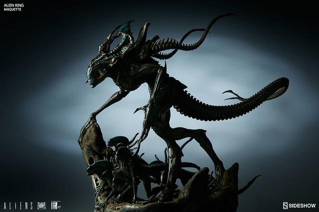 絕望,降臨!【異形之王】The Alien King 率領異形大軍戰慄來襲!!!