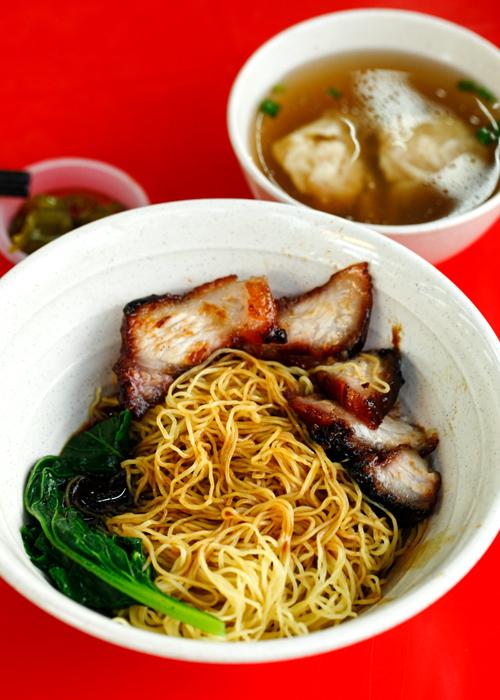Hong Kong Style Wantan Mee SS2