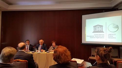 Συμμετοχή ΥΦΥΠΕΞ, Γιάννη Αμανατίδη, στην εκδήλωση «Παγκόσμια Γεωπάρκα UNESCO: Προκλήσεις και Προοπτικές», Money Show, (Θεσσαλονίκη, 21.05.2016)
