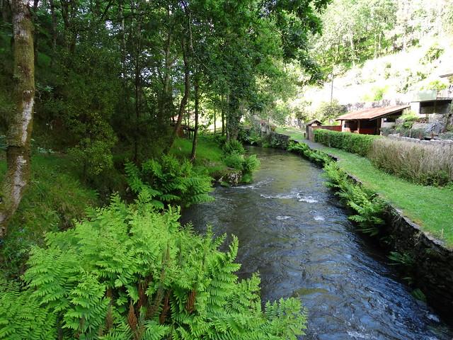 Río Mendo en el SM.14 Ruta do Mendo