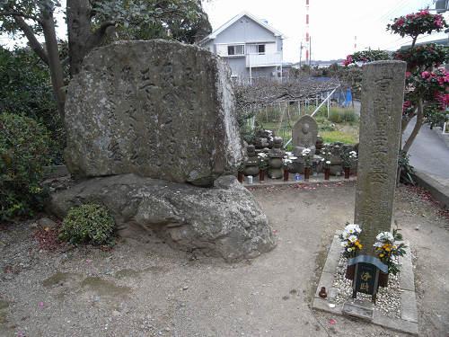 『有間皇子神社』と『有間皇子の墓』@和歌山県海南市