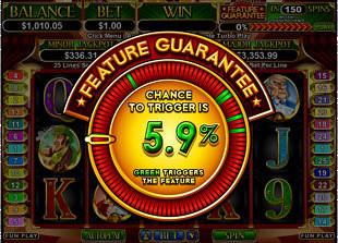 It's a Mystery! Slot Win-Win
