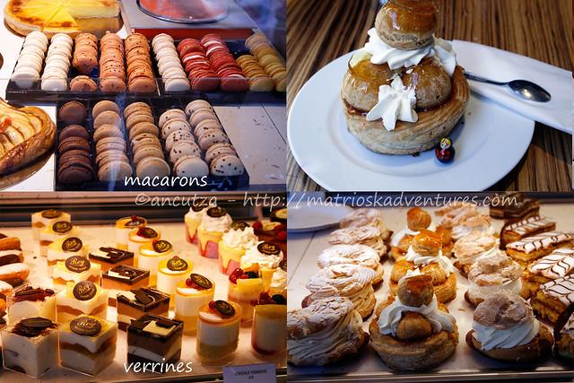 foto dolci Pasticceria francese