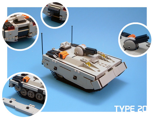Type 20 Tank