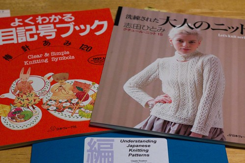 Understanding Japanese Knitting Patterns