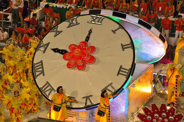 Rio's Carnival: Sao Clemente21