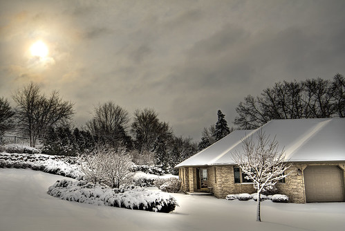HDR Snowfall
