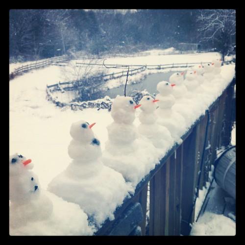 Julien & Gammies Snow Family