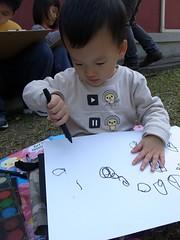 20120127-翔翔也畫畫-1