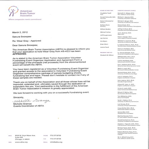 ABTA Verification Letter for Wear Gray 2012