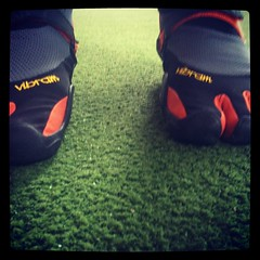 Work out of the day ready #vibramfivefingers #crossfit #getfit #hongkong #outdoors