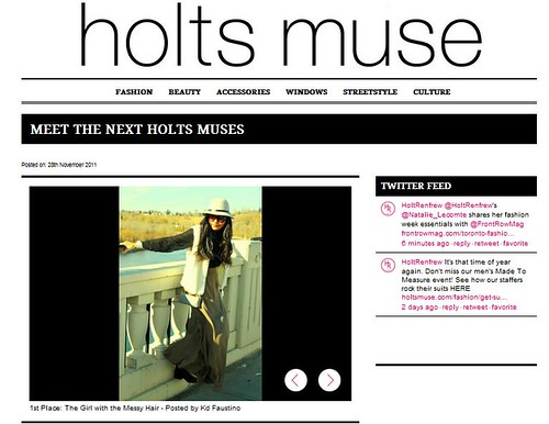 #1 Holts Muse KD Faustino