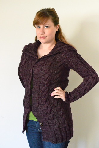 Meg's Sweater - Front