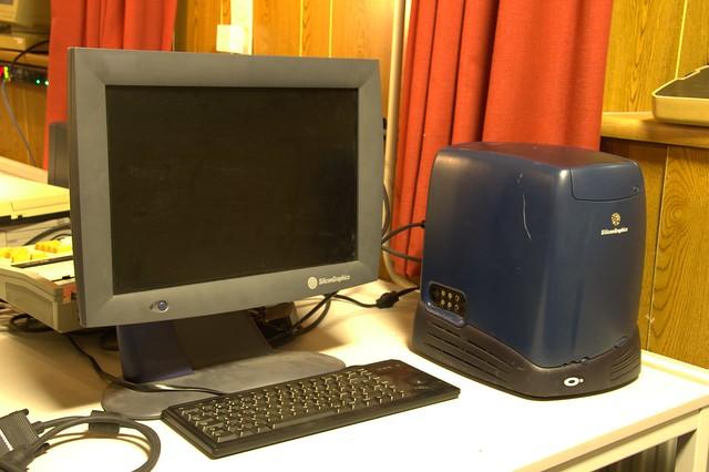 Silicon Graphics sgi O2