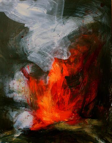 Volcano: paroxysm 3