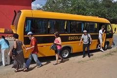 Transport escolar pels jubilats :)