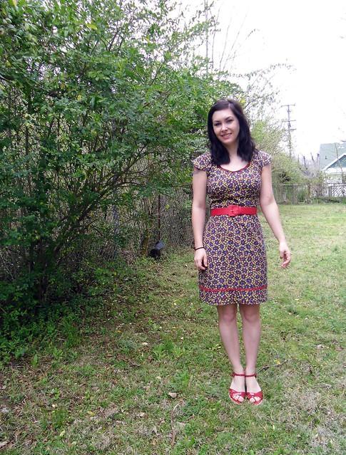 Pastille dress