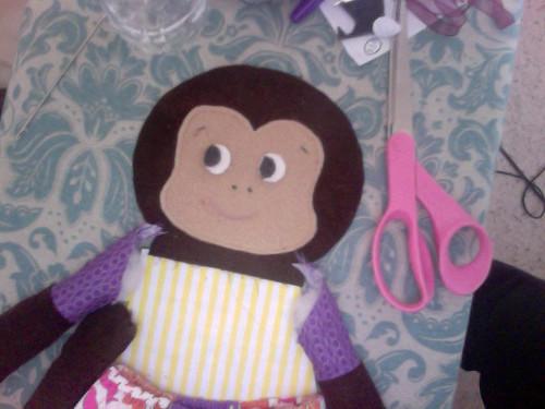 molly monkey 5