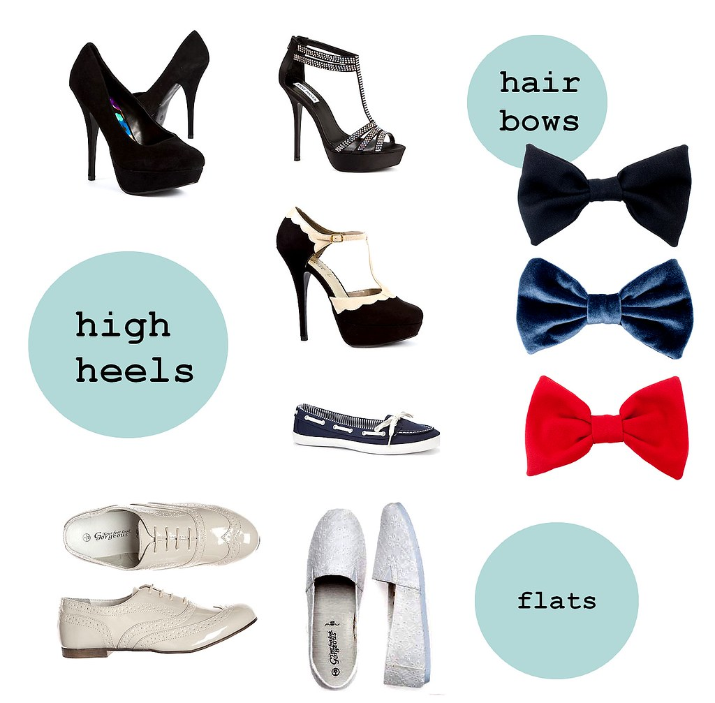 shoesandbows