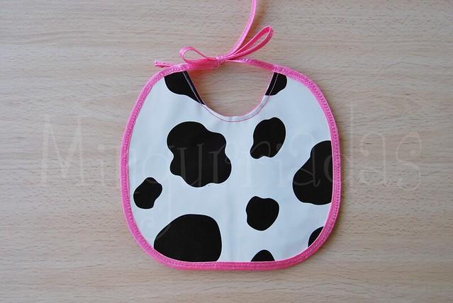 Baberola Vaca Trasera