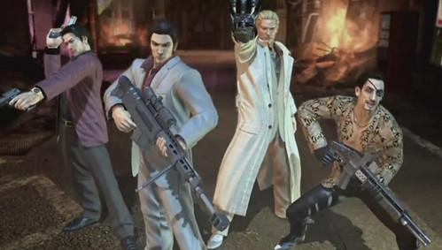 Yakuza Dead Souls Crafting Guide