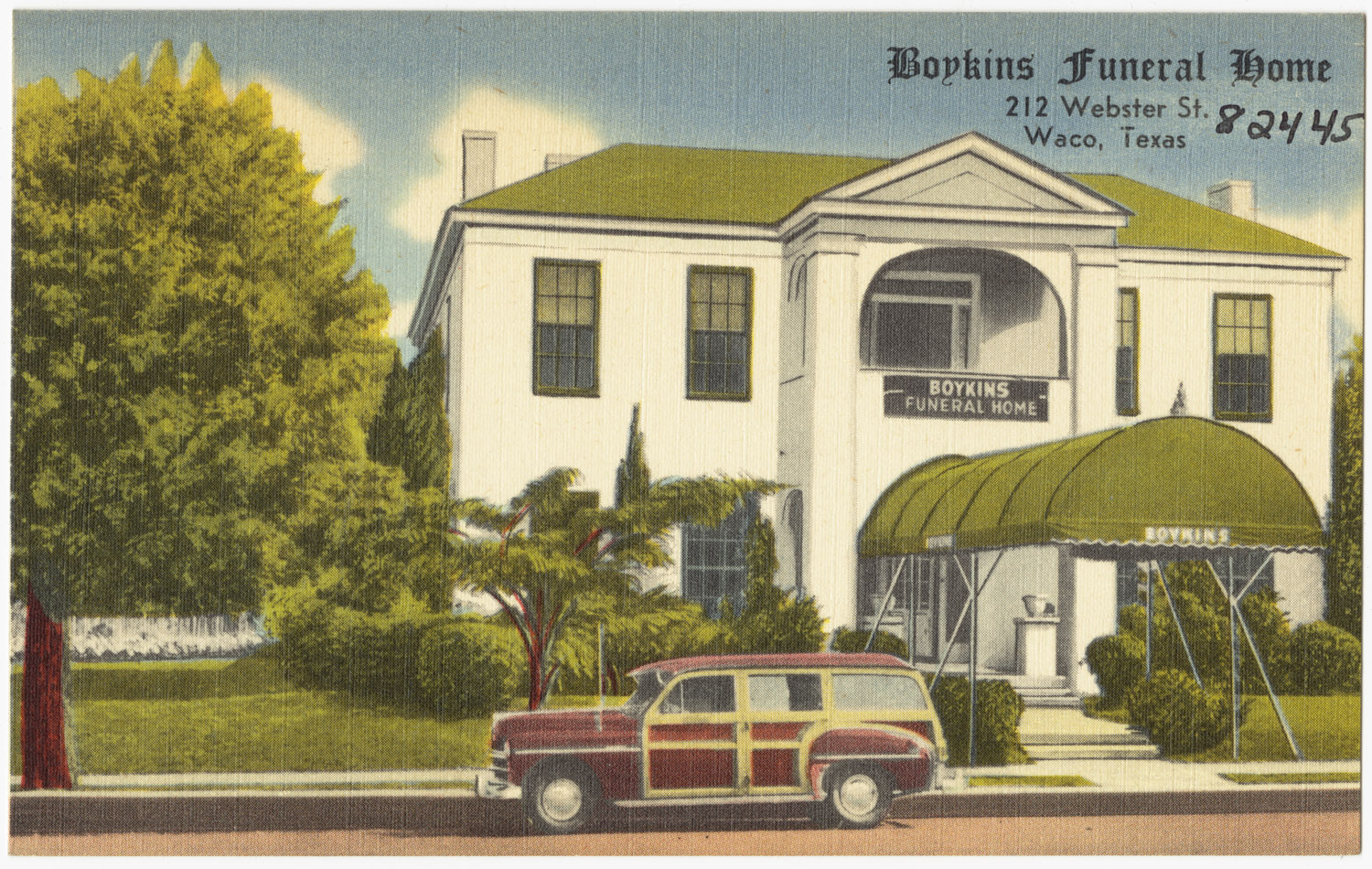 boykins funeral home 212 webster st waco