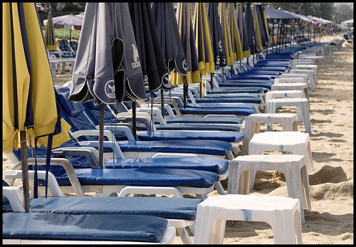 Karon Beach Chairs