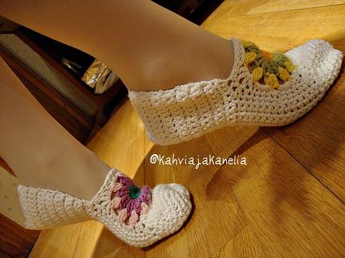 Granny Rose socks_3