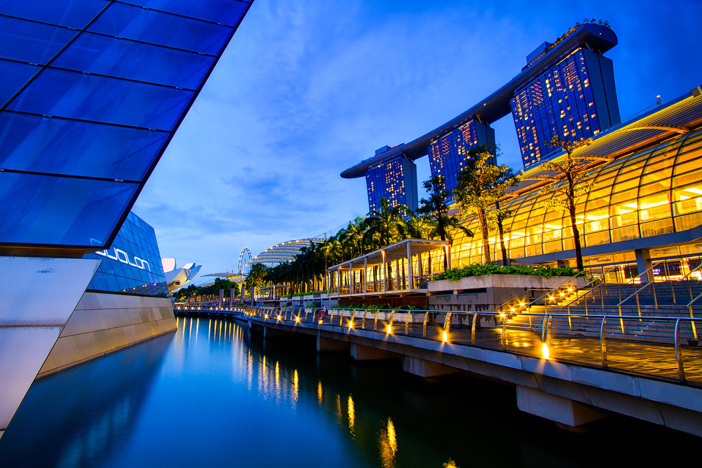 Top 10 Central Business District Hotels Near Raffles Place