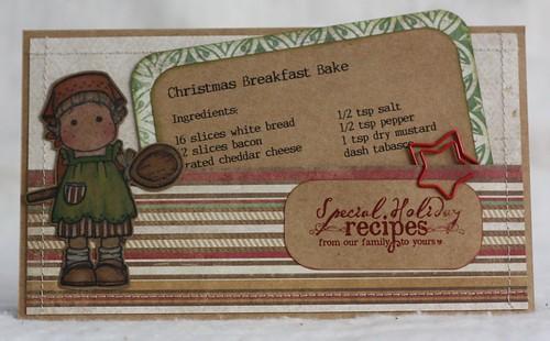 Tilda with Recipe