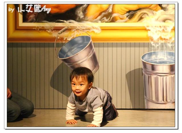 [3D展]高雄駁二藝術特區奇幻不思議日本3D幻視藝術畫展IMG_8003