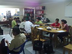 Ahora, en taller de plan estratégico de CGTP-ABA. by carlos mejia a.