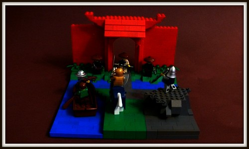 LEGO - Inventors of Gunpowder (2)