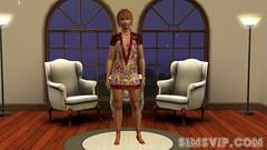 Singer Career Outfit (Level 9 and 10) Female