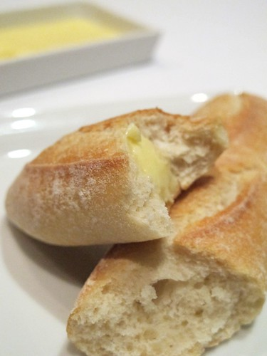 bread buttered