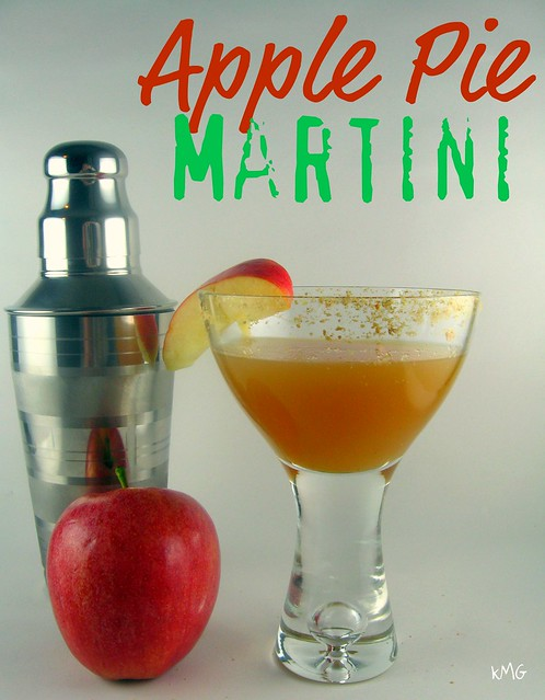 apple pie tini