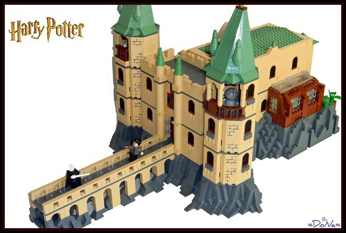 Lego HP project Module