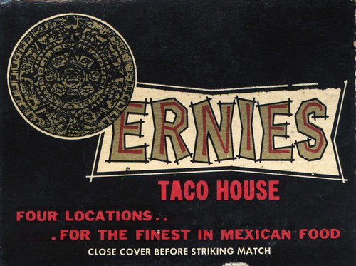 Ernie's Taco House by jericl cat