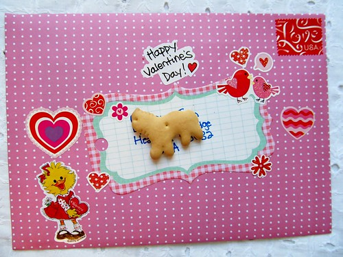 Valentine Mail-Outgoing