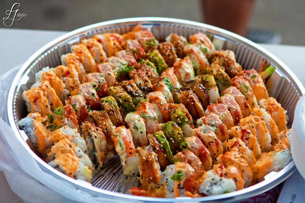 Mida Sushi!!!