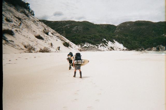 Latitudinal Tales, Tasmania