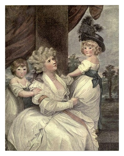 006-Jane condesa de Harrington 1789-Sir Joshua Reynolds- Old English colour prints 1909-Charles Holme