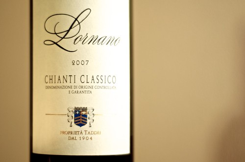 2007 Lornano Chianti Classico DOCG