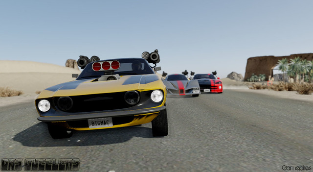 Gas Guzzlers: Combat Carnage (6)