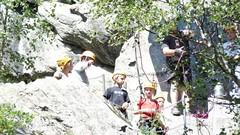 Disentis - dobrodružný park Curtin Medelin