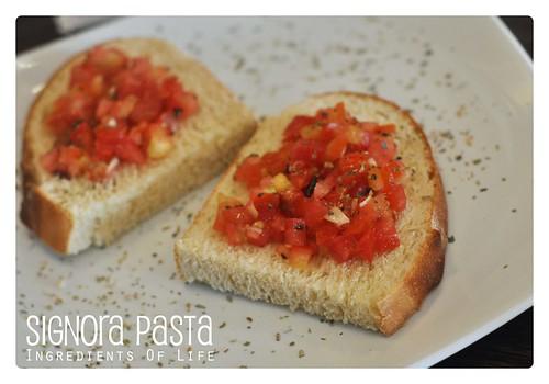tomato signora pasta