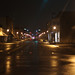 Small photo of Tahlequah, OK at Night