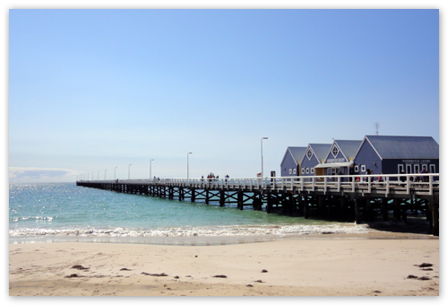 Perth 2011 - Busselton Jetty