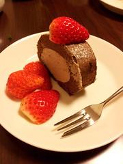 バレンタインその2 チョコロール