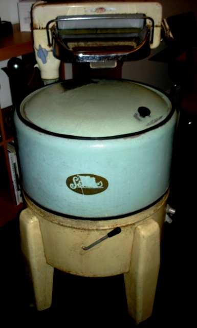 1950 Washing Machine ~ Servis model quot r wringer washer flickr photo